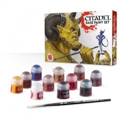 Citadel : Base - Paint Set 60-22