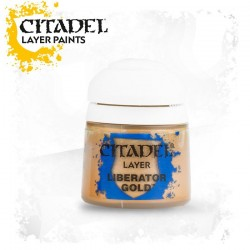 Peinture Liberator Gold 22-71