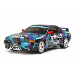 Tamiya HKS Nissan Skyline GT‐R Gr.A TT01E 47397