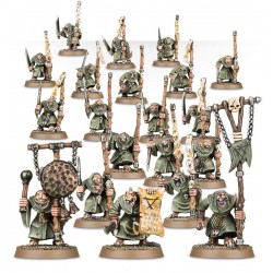Warhammer Age of Sigmar : Start Collecting - Skaven Pestilens 70-90