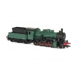 Märklin Locomotive à vapeur pour trains marchandises série 82 H0 - Référence 37517