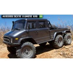 AXIAL® SCX10™ II UMG 6X6 1/10 RTR AXI03002