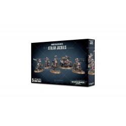 Warhammer 40K Space Marine Predator 48-23