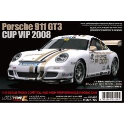 Tamiya Porsche 911 GT3 Cup TT01E 47429