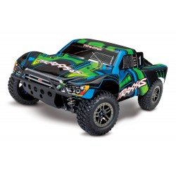 Traxxas SLASH ULTIMATE 1/10 VXL 4WD SHORT COURSE RACING TRUCK NEW TQI 2,4GHZ + DOCKING BASE