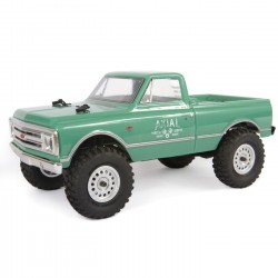 Axial SCX24 1967 Chevrolet C10 1/24 4WD-RTR AXI00001