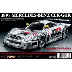 Tamiya Mercedes-Benz CLK-GTR TT01E 47437