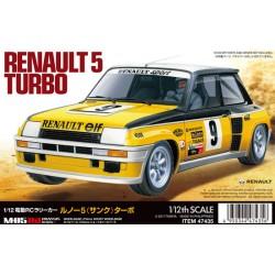 Tamiya M-05RA Renault 5 Turbo 47435