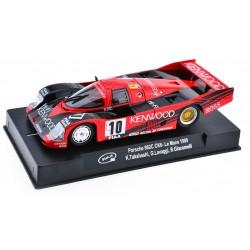 """Slot.it Porsche 962C Le Mans 1989 """"Kenwood"""" SICA34c"""