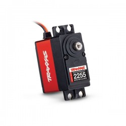 Traxxas SERVO HIGH TORQUE 11KG DIGITAL BRUSHLESS 2255 ETANCHE - PIGNONS METAL