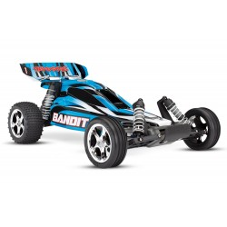 Traxxas BANDIT 1/10 XL-5 2WD Off-Road buggy 27Mhz