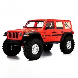 Axial SCX10III Jeep JLU Wrangler w/Portals 1/10 RTR (AXI03003)