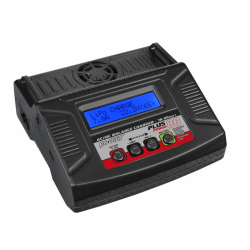 RCPLUS CHARGEUR POWER PLUS 80 12V/220V - RC-CHA-212