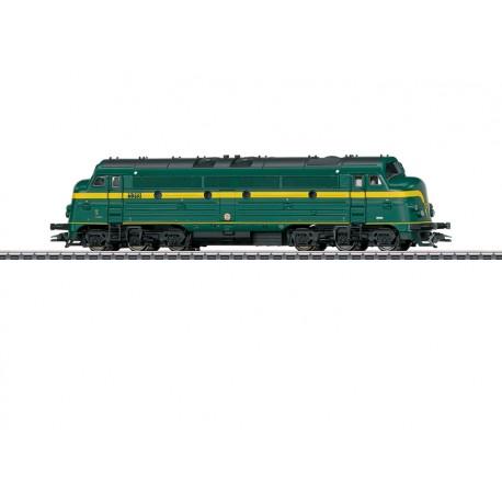 Marklin 39678 Locomotive diesel série 53