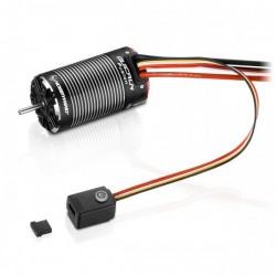 Hobbywing Combo Quicrun Fusion Brushless Crawler 1200KV HW30120400