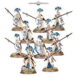 Warhammer Age of Sigmar Vanari Auralan Wardens