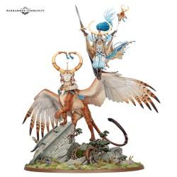 Warhammer Age of Sigmar Archmage Teclis et Celennar, Spirit of Hysh