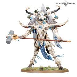 Warhammer AOS Vanari Dawnriders