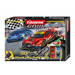 Carrera GO!!! 62526 Coffret Race the Track 20062526