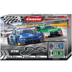 Carrera Evolution 25237 DTM Ready to Roar Set 20025237