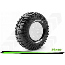 Louise RC - CR-ARDENT - Jeu de pneus Crawler 1-10 - Super Soft - pour Jantes 2.2 - L-T3237VI