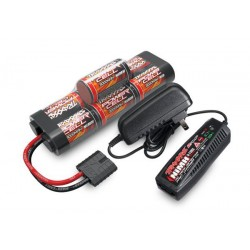 TRAXXAS BATTERY/CHARGER COMPLETER PACK 2969 CHARGER/2926X HUMP BATTERY