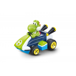 Carrera RC 2,4GHz Mario Kart(TM) Mini RC, Yoshi