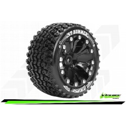 Louise RC - ST-HUMMER - Monter - Sport - Jantes 2.8 Noir - 1/2-Offset - Hexagone 12mm - L-T3209SBH