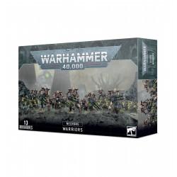 Warhammer 40k: Guerriers Nécrons