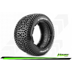 Louise RC - B-VIPER - Set de pneus Buggy 1-5 - Sport - Arr. - L-T3245I