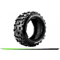 Louise RC - B-ULLDOZE - Set de pneus Buggy 1-5 - Sport- Avant - L-T3268I