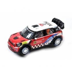 Carrera Digital132 MINI COOPER WRC N° 37 30614