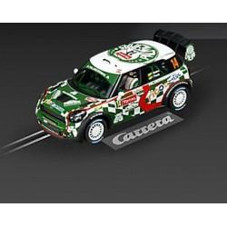 Carrera Digital132 MINI John Cooper Works WRC No.05