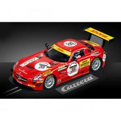 Carrera Evolution MERCEDES SLS GT3 N° 35