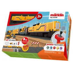 "Marklin 29341 Märklin my world - coffret de départ ""Train de chantier"""