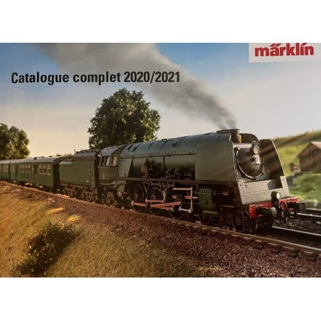 Marklin Catalogue 2020/2021