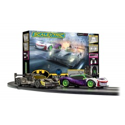 Scalextric Coffret Spark Plug - Batman vs Joker C1415