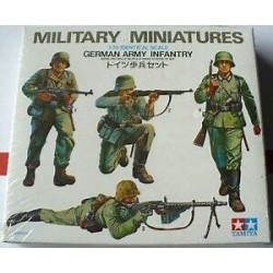 infantrie Allemande