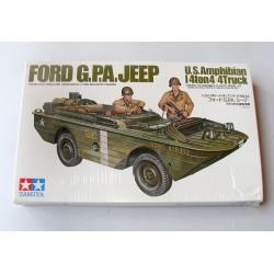 jeep amphibie gpa