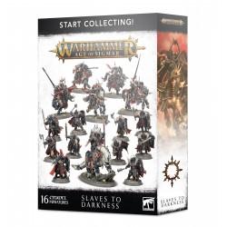 Warhammer 40k Start Collecting! Slaves to Darkness