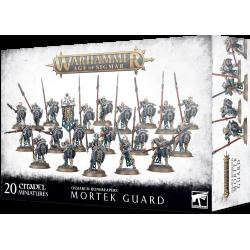 Warhammer AOS Ossiarch Bonereapers Mortek Guard