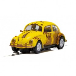 Scalextric Volkwagen Beetle Rusty Yellow C4045