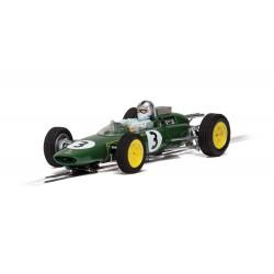 Scalextric Lotus 25 - Monaco GP 1963 - Jack Brabham C4083