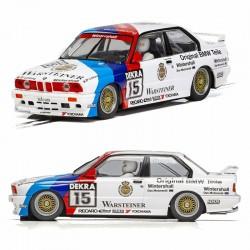 Scalextric BMW E30 M3, DTM 1989 Champion C4040