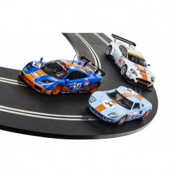 Scalextric ROFGO Collection Gulf Triple Pack C4109A