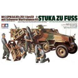 sdkfz 251 Allemand