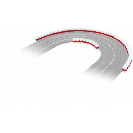 Carrera Pile de pneus 20021130
