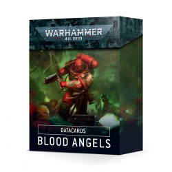 Warhammer 40000 cartes techniques Blood Angels