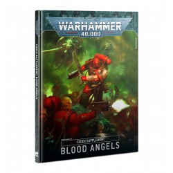 Warhammer 40k supplément de codex Blood Angels