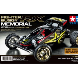 Tamiya Fighter Buggy RX Memorial DT01 47460